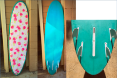 For Rent: 6'6'' Egg Funboard