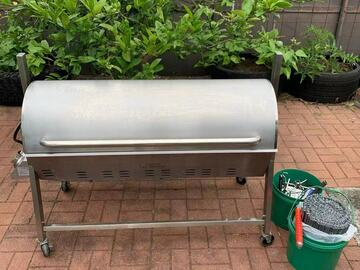 For Rent: Gasmate Portable Stainless Steel BBQ for rent $49.99/day