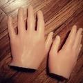 Custom : Silicone hands