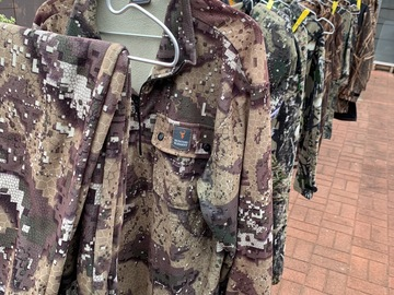For Rent: Camouflage Cosplay Clothing for rent $5 each/per day