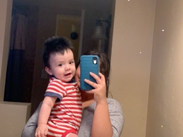 VeeBee Virtual Babysitter: Babysitter (deaf)