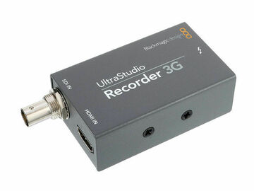 Vermieten: Ultra Studio Recorder 3G