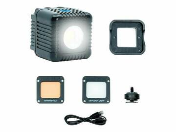 Vermieten: Lume Cube 2.0 (SET 3x)