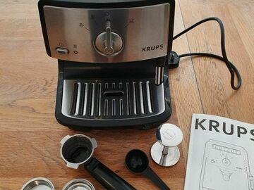 Besoin d'aide: Machine à café KRUPS