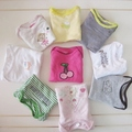 Selling: (100) Newborn Infant Baby Wholesale Bodysuit Onesie Clothing