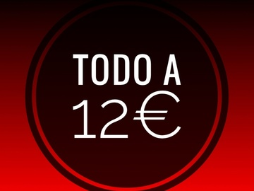 Venta: TODO A 12€