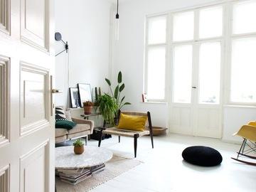 Tauschobjekt: Suche 4-Raum Wohnung, biete 2-Raum Wohnung