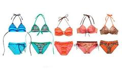 Buy Now: 80 Piece! Women's Bikini Swimwear Matching Top & Bottoms