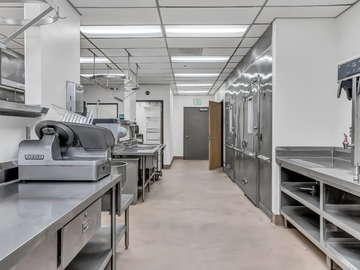 Custom Package: Kitchen and Venue Rental