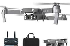 Buy Now:  Mini Drone With Wide Angle HD 4K 4096P Camera