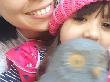 VeeBee Virtual Babysitter: Ms. Cruz