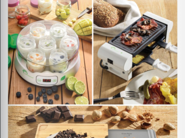 Offre: Des offres exceptionnelles pour l'univers de la cuisine