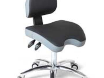 Nieuwe apparatuur: BQE werkstoelen