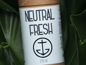 Selling with online payment: Neutral Fresh Deodorant