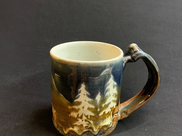 Selling with online payment: Mountain Mug 14oz