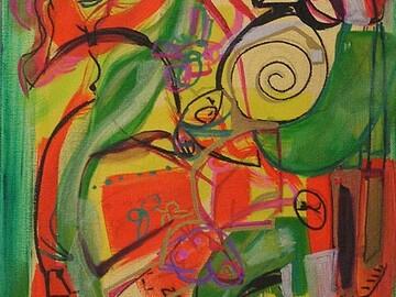 Sell Artworks: December's Dance
