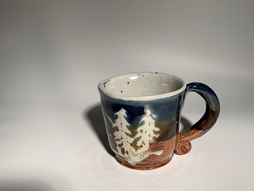 Selling with online payment: Mountain Mug 10oz