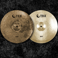 "Selling with online payment: TRX 13"" DRK-BRT Cross-Matched Hi-Hats"