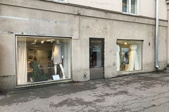 Renting out: Työhuonetilaa vaatetusalan toimijalle