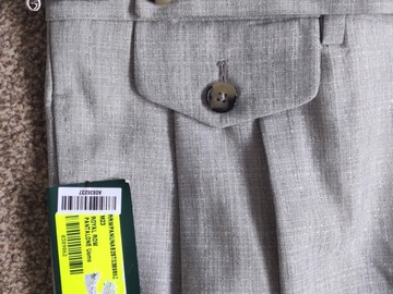 Selling with online payment: NEW!!! Gurkha Style Wool Trousers by Royal Row EU46/UK30