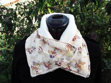 Vente au détail: Snood écharpe chic vintage