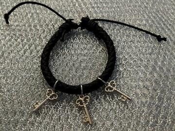 Vente au détail: Bracelet steampunk homme