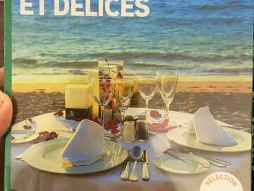 """Vente: Coffret Wonderbox """"3 jours charme et délices"""" (229,90€)"""