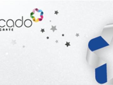"""Vente: Cartes cadeaux """"CADO carte"""" (90€)"""