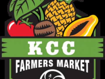 Locations: KCC FARMERS' MARKET