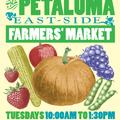 Locations: Petaluma East Side Farmers' Market