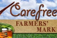 Locations: Carefree Farmers Market