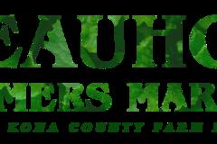 Locations: Keauhou Farmers Market