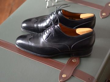 Selling with online payment: J.M. WESTON austerity brogue