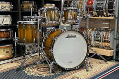 Selling with online payment: Ludwig Legacy Exotic Black Limba Olive Burst. 10,12,16,22. MINT!