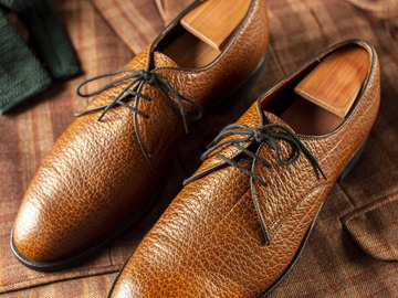 Selling with online payment: Shoes DACK'S Circa – Water Buffalo Leather – Size 13 US – Width D