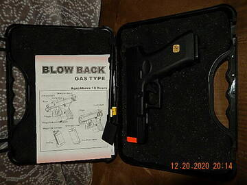 Selling: HFC 185 glock replica (parts)