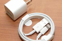 Buy Now: Generic Lightning Cables & Wall Cubes for iPhone