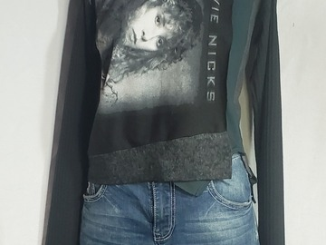 """Selling with online payment: """"Stevie"""" a ShabbyKnapsack Top in the """"Nellie"""" style"""