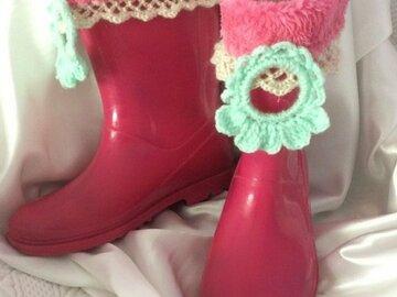 Vente au détail: Bottes d'hiver pour princesse