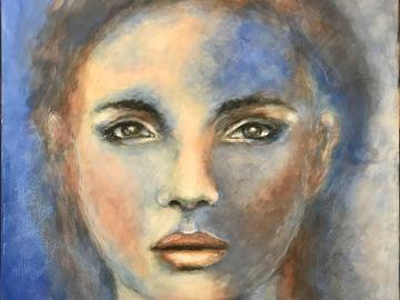 Sell Artworks: BLUE BAYOU