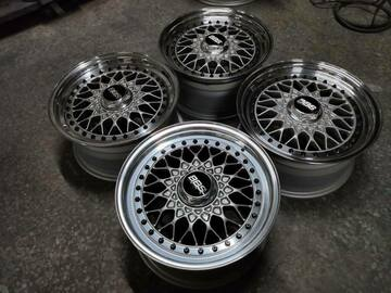 Selling: bbs rs 4x100