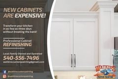 Offering with online payment: Kitchen Cabinet Refinishing