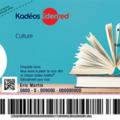 Vente: Chèques Culture (1000€)