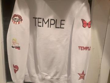 Selling A Singular Item: Temple university sweatshirt