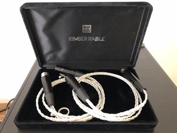 Vente: Vends câble Kimber KCTG XLR 2 x 1 mètre