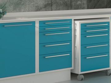 Nieuwe apparatuur: Tavom medisch meubilair bij Dentalair
