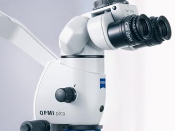 Nieuwe apparatuur: Zeiss dentale microscopen bij Examvision