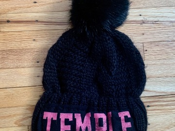 Selling A Singular Item: Temple hat