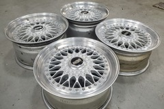 Selling: BBS RS260/261 5x100 17""