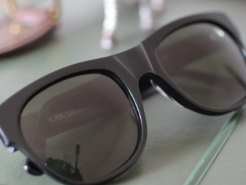 """Selling with online payment: Kirk Originals """"Clarke"""" Sunglasses"""